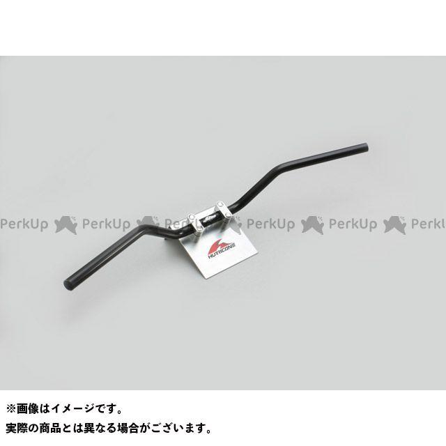 送料無料 ハリケーン ZRX400 ZRX400- ハンドル関連パーツ トラッカースペシャル ハンドルセット ブラック