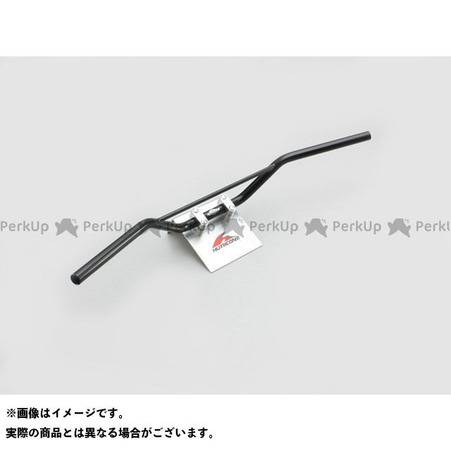 ハリケーン ZRX400 ZRX400- トラッカースペシャル ブリッジ付 ハンドルセット ブラック HURRICANE