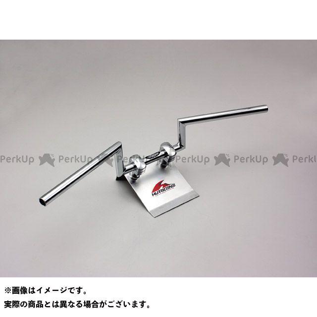 ハリケーン バリオス 100ロボット2型 ハンドルセット(クロームメッキ) HURRICANE