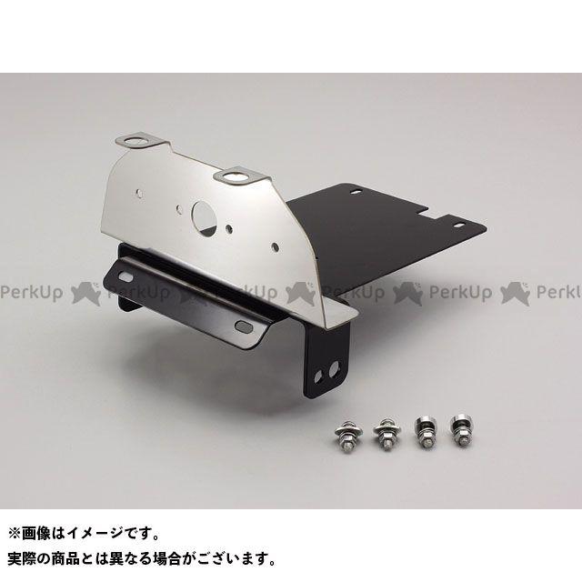 ハリケーン ZRX400 ZRX400- フェンダーレスキット(ブラック) HURRICANE