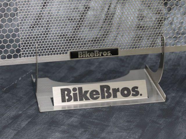 送料無料 バイクブロス 1098 1198 ラジエター関連パーツ 1198(09~)/1098(07~)用 オイルクーラーガード
