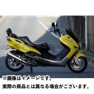 リアライズ マジェスティ125 22Racing 材質:SUS(ステンレス) Realize Racing