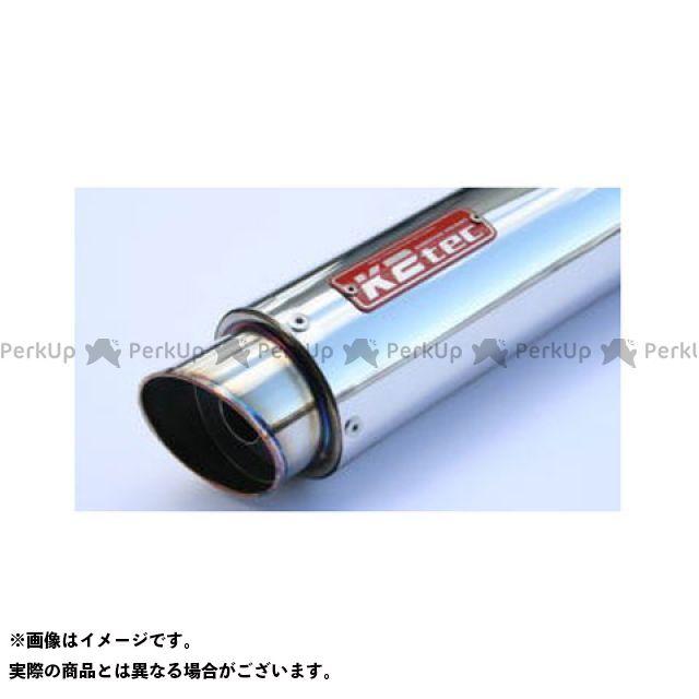 ケイツーテック 汎用 GPスタイル STDサイレンサー M1 60.5/P60(ステンレス/SUS304) バンド止めタイプ φ86 280mm K2-tec