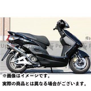 送料無料 ケイツーテック シグナスX マフラー本体 シグナスX GP-R 国内・台湾O2センサー無し テーパー 3ピースタイプ