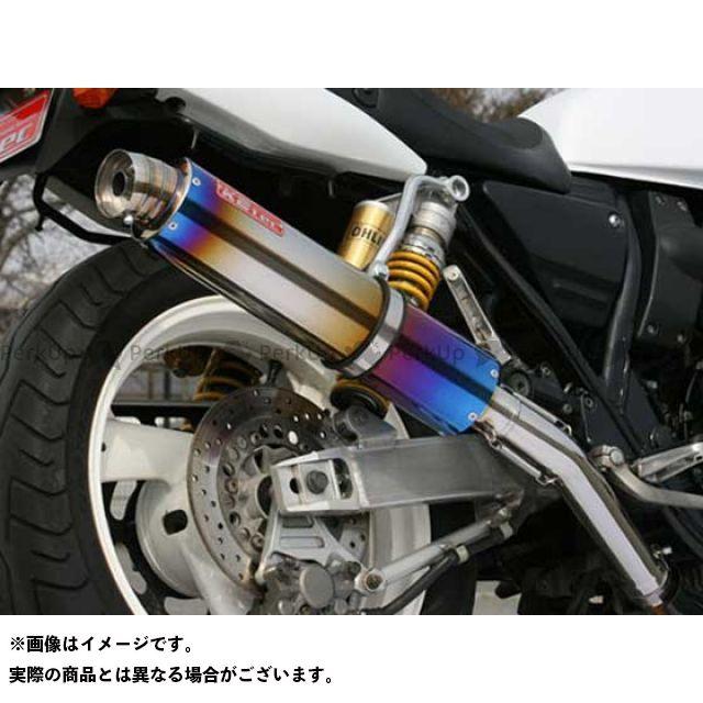 ケイツーテック CBR250R CBR250R NITRO(ニトロ)チタンスリップオンマフラー 出口形状:S6タイプ K2-tec