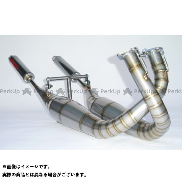 【無料雑誌付き】ケイツーテック RZ250R RZ250R STDステンレスチャンバー TYPE-2 K2-tec