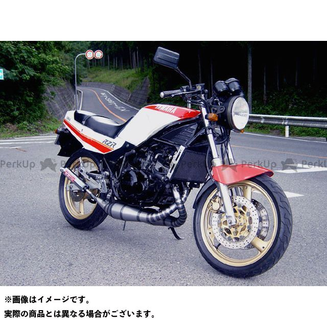 【エントリーで最大P21倍】ケイツーテック RZ350R RZ350R クロスチャンバー TYPE-2 K2-tec