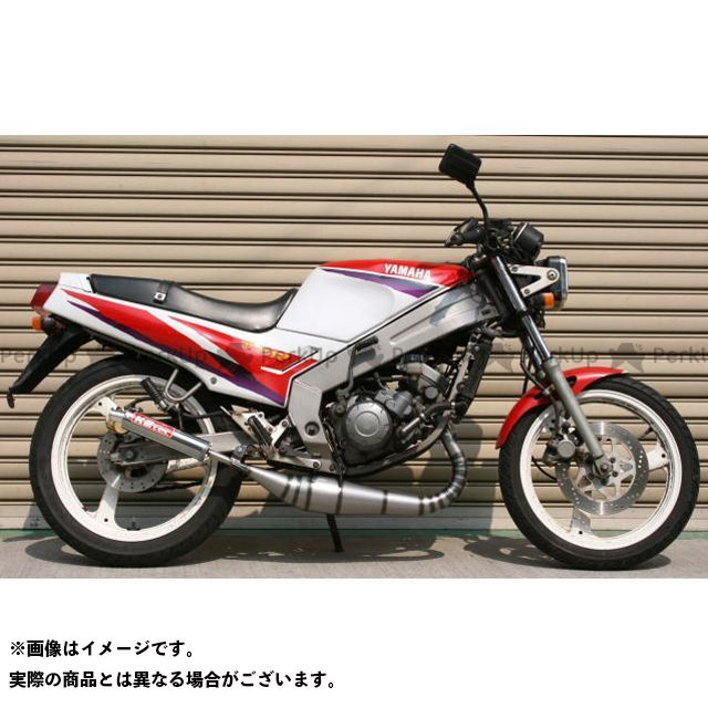 ケイツーテック TZR125 TZR125 ストリートチャンバー TYPE-2 K2-tec