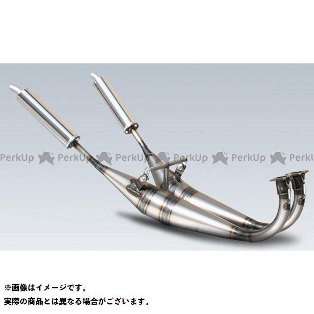 ケイツーテック RZ250 RZ350 RZ250 ストレートチャンバー TYPE-1 K2-tec