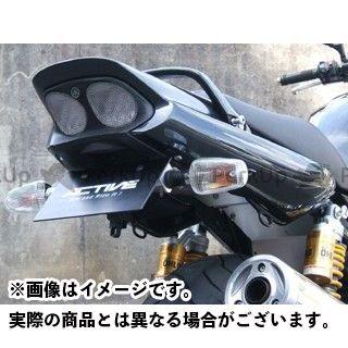 アクティブ XJR1200 XJR1300 フェンダーレスキット(シルバー) ACTIVE