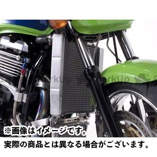 アクティブ ZRX1100 ZRX1200R ビッグラジエーターキット シルバー ACTIVE
