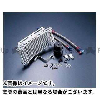送料無料 アクティブ CB1000スーパーフォア(CB1000SF) CB1300スーパーフォア(CB1300SF) エックスフォー オイルクーラー アクティブ アールズラウンドオイルクーラーキット用ステーセット シルバー