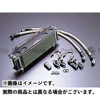アクティブ CB1100F CB900F オイルクーラーキット ストレート #6 9-10R カラー:ブラック ACTIVE