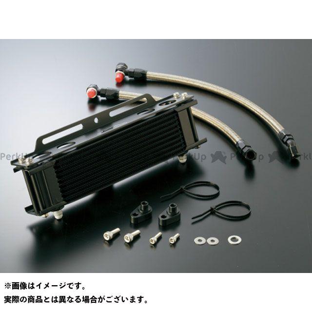 アクティブ CB750 オイルクーラーキット ストレート #6 9-10R カラー:ブラック ACTIVE