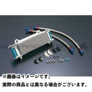アクティブ GPz750F アクティブ セトラブ・アールズストレートオイルクーラーキット用ステーセット カラー:シルバー ACTIVE