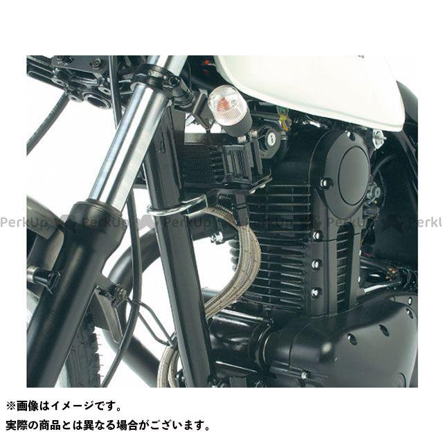 アクティブ 250TR オイルクーラー オイルクーラーキット(横)ストレート #6 4.5-7R シルバー
