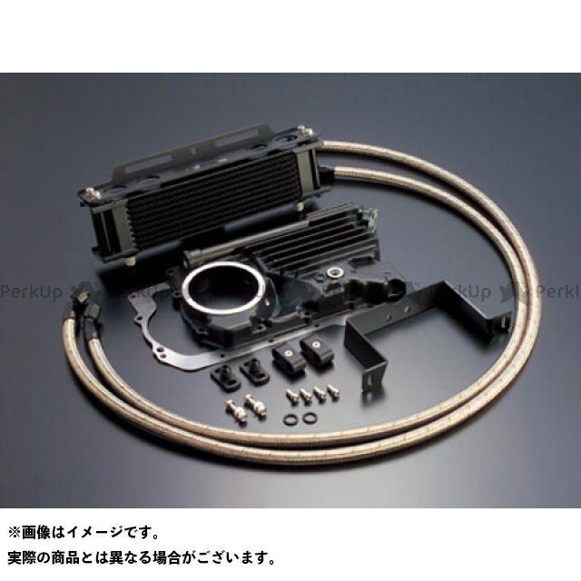 アクティブ Z400FX オイルクーラー オイルクーラーキット ストレート #6 9-10R ブラック