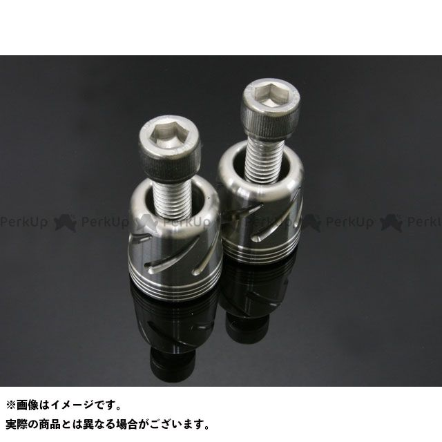 Kファクトリー S1000RR ビレットバーエンド Fタイプ ケイファクトリー