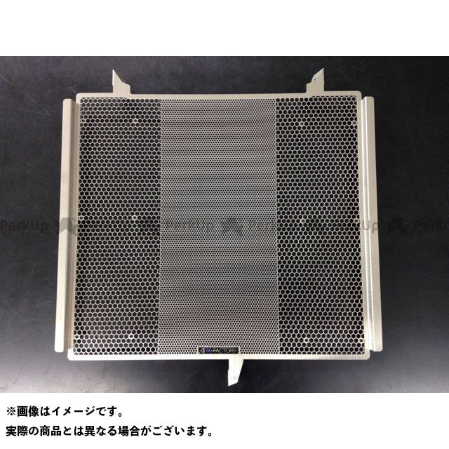 Kファクトリー ニンジャH2(カーボン) ラジエターコアガード ケイファクトリー