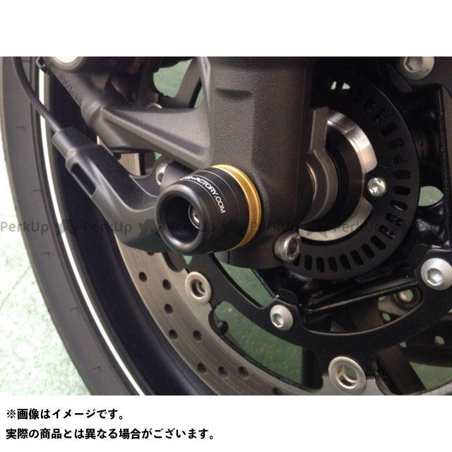 Kファクトリー MT-09 トレーサー900・MT-09トレーサー フロントアクスルスライダー ケイファクトリー