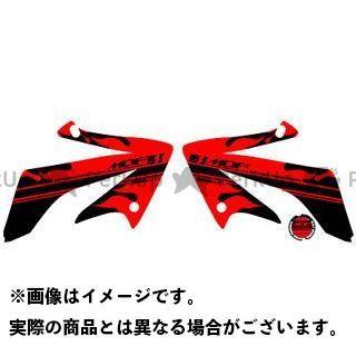 【エントリーで最大P23倍】MDF XR230 XR230(08-) グラフィックキット ファイアーモデル レッドタイプ タイプ:シュラウドセット エムディーエフ