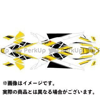 MDF YZF-R6 YZF-R6(06-07) グラフィックキット ストロボモデル パンプキンイエロータイプ コンプリートセット エムディーエフ