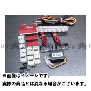 Bムーンファクトリー 汎用 テール関連パーツ LED5pscウインカー/スティックスリムテール/デジタルリレーセット