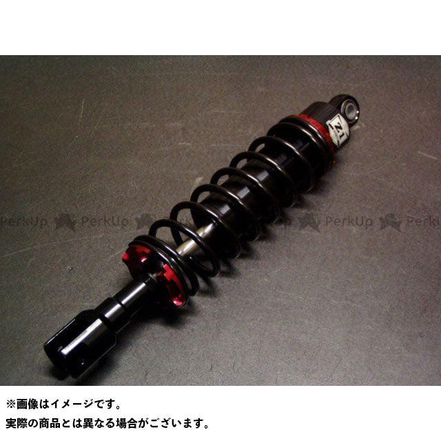 Bムーンファクトリー アドレスV125 Z-1 リアサスペンション/STD/ストリート/アドレスV125(ブラック)