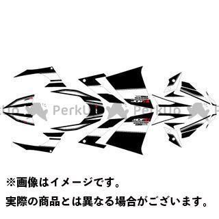 MDF ニンジャ250 Ninja250(13-17) グラフィックキット アタッカーモデル ブラックタイプ タイプ:コンプリートセット エムディーエフ