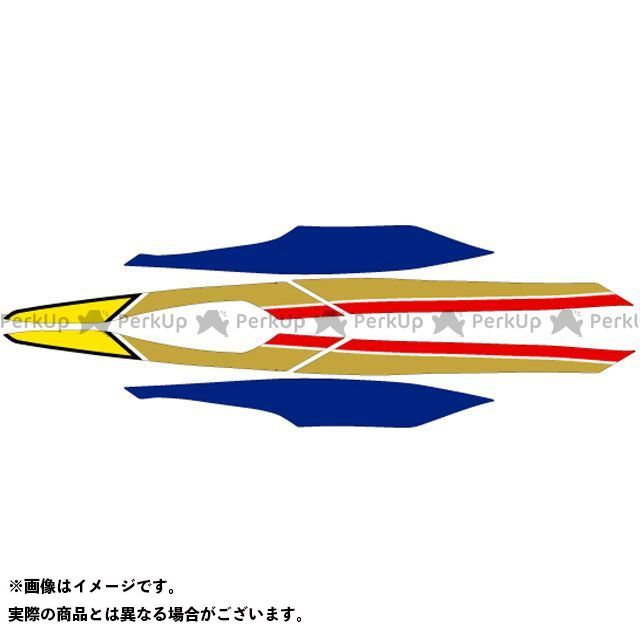 MDF PCX125 PCX150 PCX125/150(15-17) グラフィックキット ロスマンズモデル ロスマンズタイプ タイプ:サイドカバーセット エムディーエフ