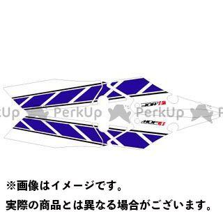 【エントリーで最大P21倍】MDF FZ1フェザー(FZ-1S) FZ1 FAZER(06-) グラフィックキット ストロボモデル ブルータイプ モデル:フロントサイドセット エムディーエフ