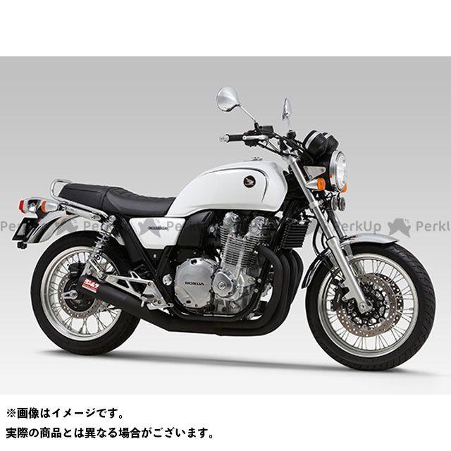 ヨシムラ CB1100 CB1100EX 機械曲ストレートサイクロン 政府認証 B(スチールカバー) YOSHIMURA
