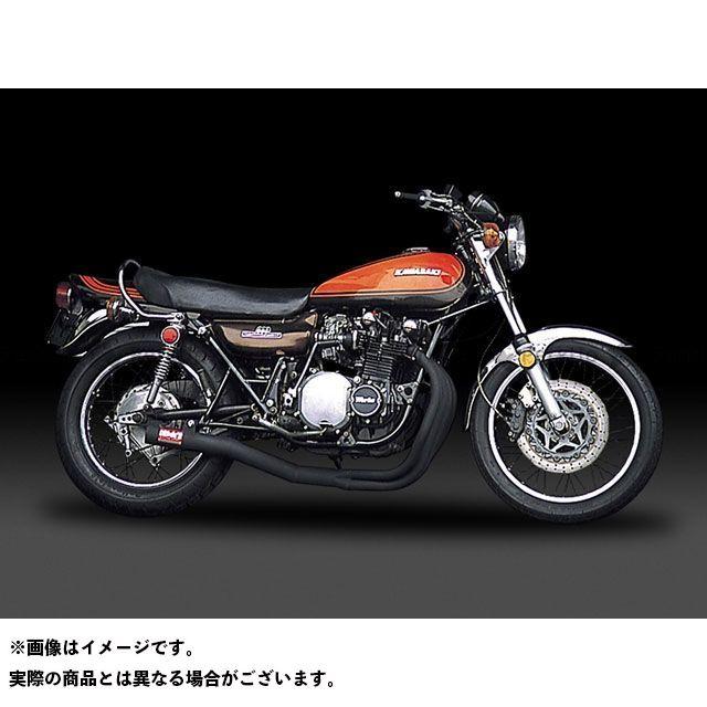 【エントリーで最大P21倍】ヨシムラ Z1・900スーパー4 Z2・750ロードスター 機械曲ストレートサイクロン B(スチールカバー) YOSHIMURA