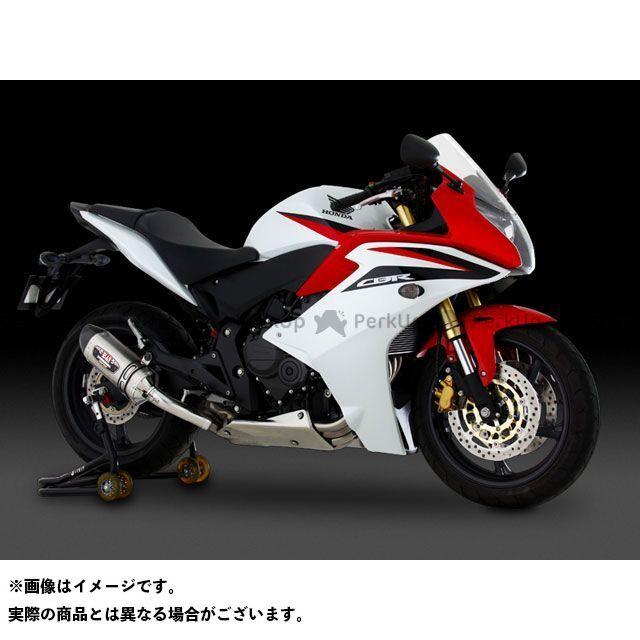ヨシムラ CBR600F ホーネット600 Slip-On R-77S サイクロンEXPORT SPEC SSC(ステンレスカバー/カーボンエンドタイプ) YOSHIMURA