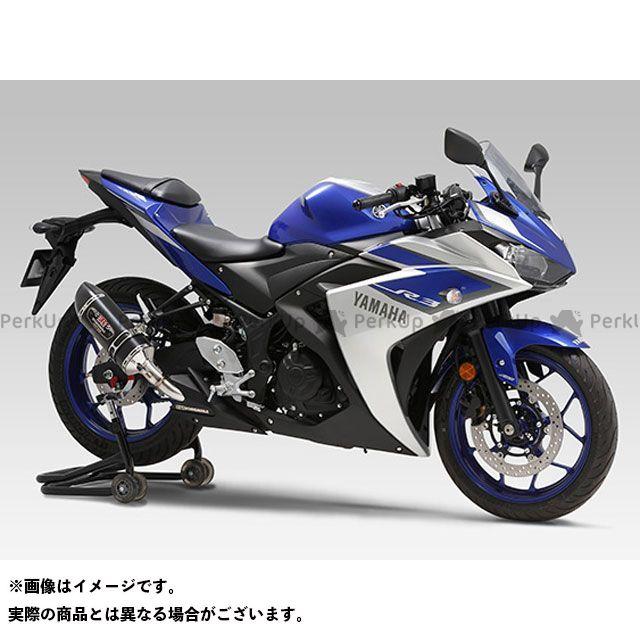 ヨシムラ Slip-On R-77S サイクロン カーボンエンド EXPORT SPEC 政府認証(ヒートガード付属) サイレンサー:SMC(メタルマジックカバー/カーボンエンドタイプ) YOSHIMURA