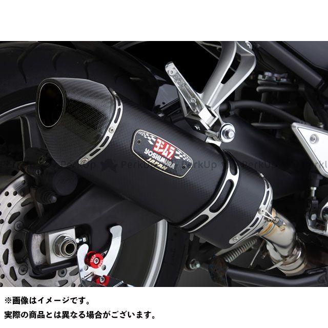 ヨシムラ FZ1(FZ1-N) FZ1フェザー(FZ-1S) Slip-On R-77J サイクロン EXPORT SPEC サイレンサー:STBC(チタンブルーカバー/カーボンエンドタイプ) YOSHIMURA