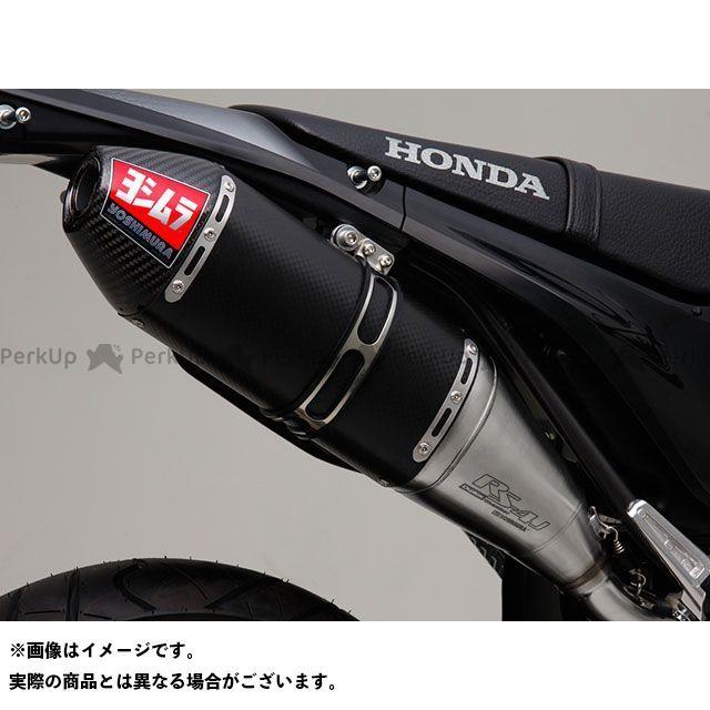 ヨシムラ CRF250L CRF250M Slip-On RS-4J サイクロン カーボンエンド EXPORT SPEC サイレンサー:SM(メタルマジックカバー) YOSHIMURA