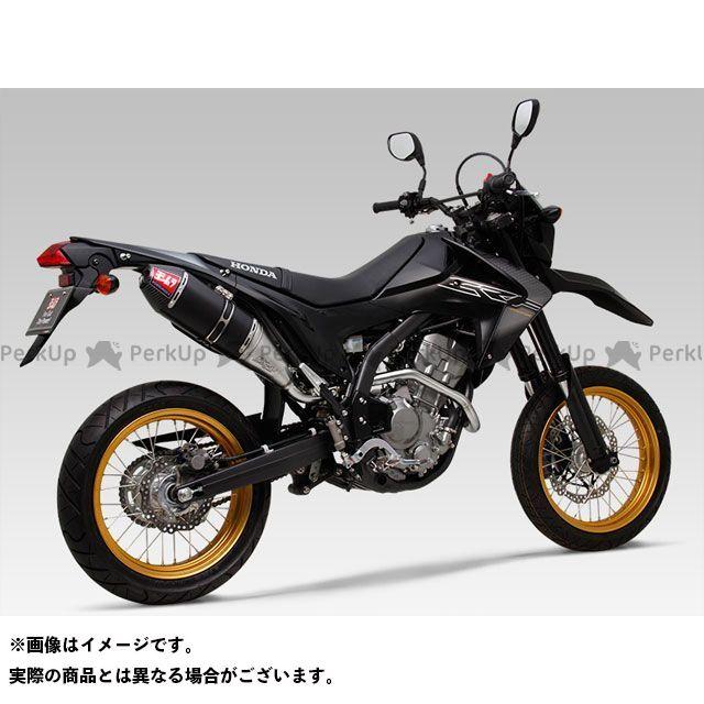 ヨシムラ CRF250L CRF250M RS-4Jサイクロン カーボンエンド EXPORT SPEC サイレンサー:SM(メタルマジックカバー) YOSHIMURA