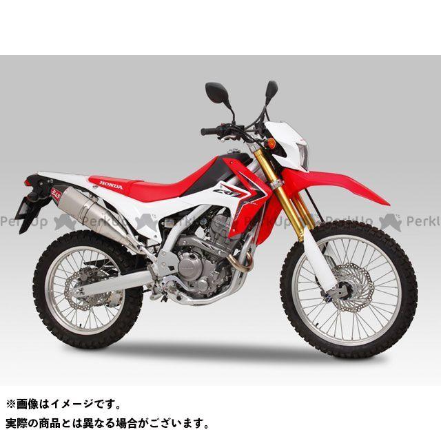 ヨシムラ CRF250L CRF250M RS-4Jサイクロン カーボンエンド EXPORT SPEC サイレンサー:ST(チタンカバー) YOSHIMURA