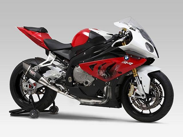 ヨシムラ S1000RR マフラー本体 R-11 レーシングサイクロン 1エンド NEO HYBRID フルエキゾースト SM(メタルマジックカバー)