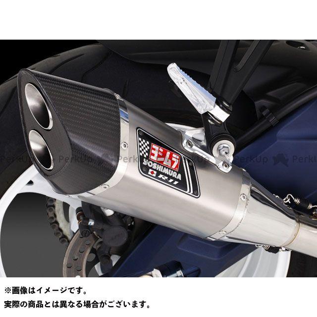 ヨシムラ GSX-R600 Slip-On R-11サイクロン 2エンド EXPORT SPEC サイレンサー:ST(チタンカバー) YOSHIMURA
