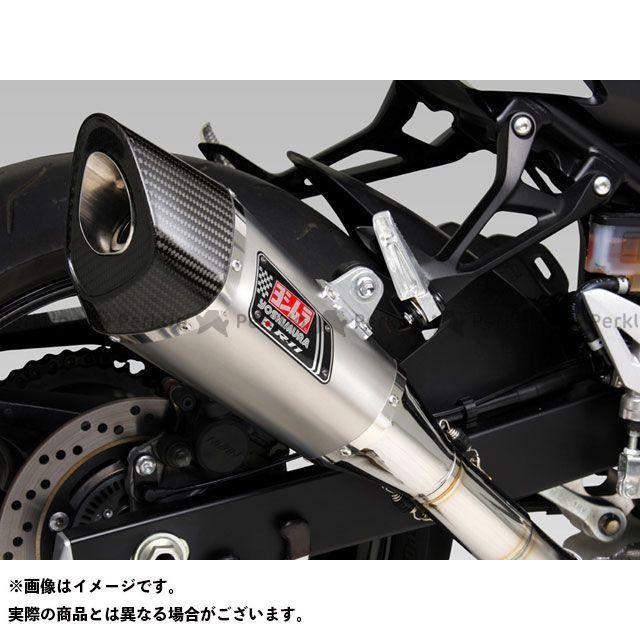 送料無料 ヨシムラ GSR750 マフラー本体 Slip-On R-11 サイクロン 1エンド EXPORT SPEC 政府認証 ST(チタンカバー)
