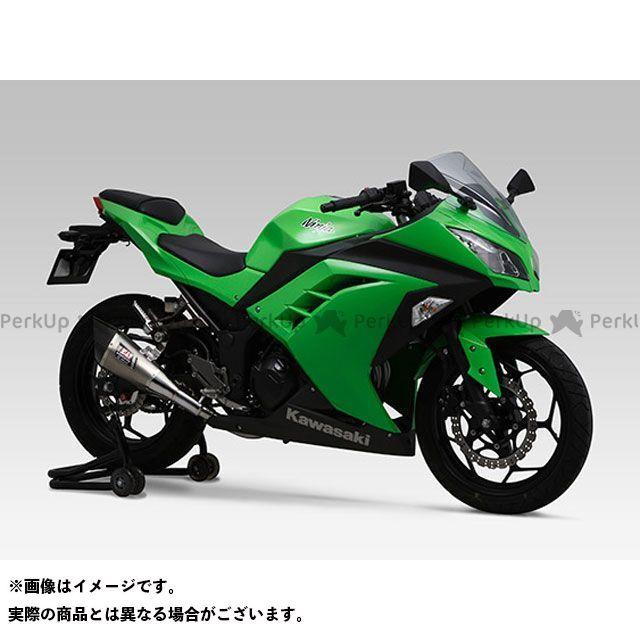 ヨシムラ その他のモデル Slip-On R-11 サイクロン 1エンド EXPORT SPEC 政府認証 サイレンサー:STB(チタンブルーカバー) YOSHIMURA