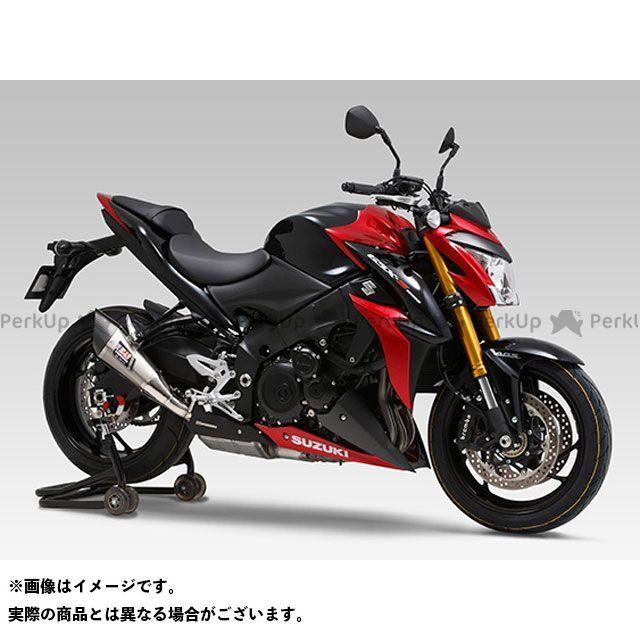 ヨシムラ GSX-S1000 GSX-S1000F Slip-On R-11 サイクロン 1エンド EXPORT SPEC 政府認証(ヒートガード付属) STB(チタンブルーカバー) YOSHIMURA