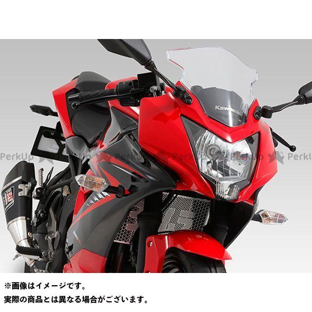 【エントリーで更にP5倍】ヨシムラ ニンジャ250SL ラジエターコアプロテクター YOSHIMURA