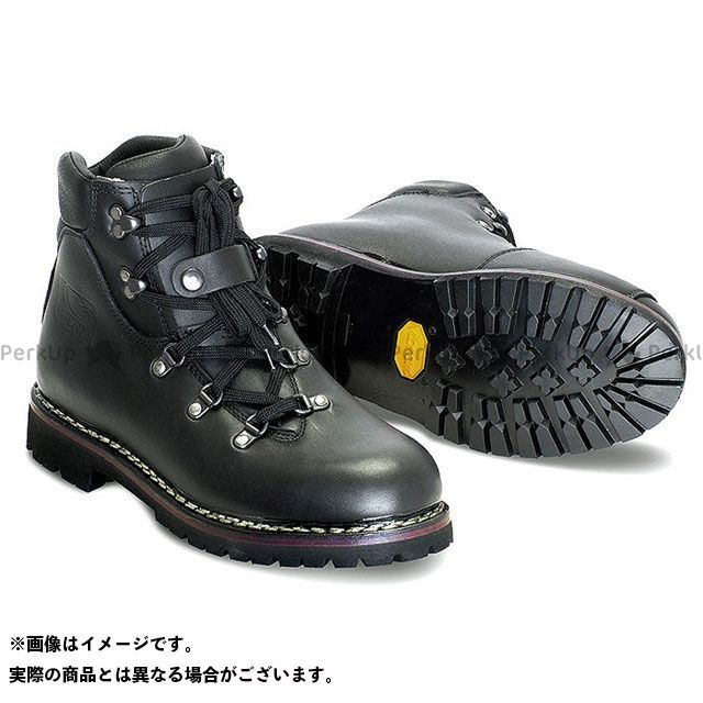 GAERNE ガエルネ ライディングシューズ FUGA(フーガ) ブラック 28.0cm