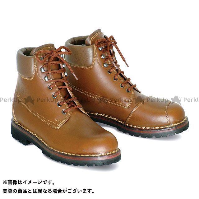 GAERNE ガエルネ ライディングシューズ No.145(ナンバー145) ブラウン 24.0cm