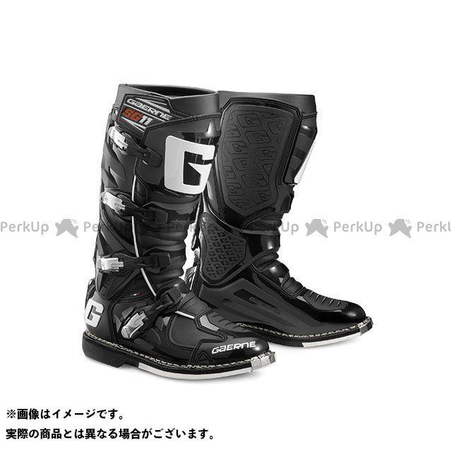 GAERNE ガエルネ オフロードブーツ SG.11(エスジー11) ブラック 25.5cm