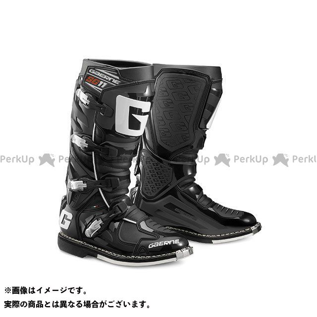 GAERNE ガエルネ オフロードブーツ SG.11(エスジー11) ブラック 27.5cm