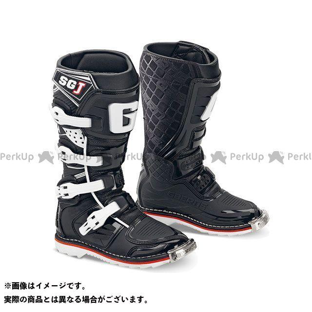 GAERNE ガエルネ オフロードブーツ SG.J(エスジー・ジェイ)子供用 ブラック 24.0cm